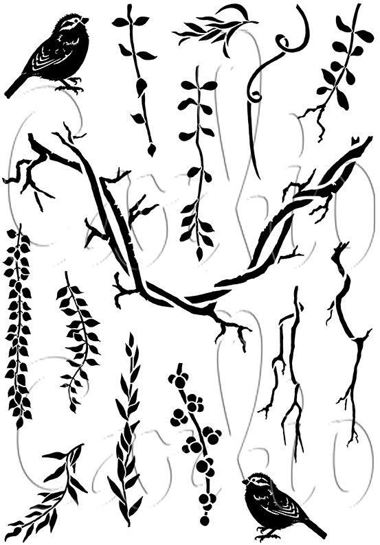 Vines and Verdure